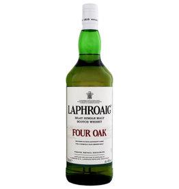 Laphroaig Laphroaig Four Oak Malt Whisky 1,0L Gift Box