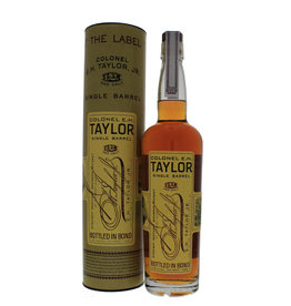E.H. Taylor Jr. Single Barrel Bourbon 750ml -US- / Gift box