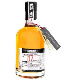 Kininvie 17 Years Old Single Malt Whisky 0,35L Gift Box