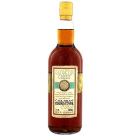 Catoctin Creek Roundstone Rye Cask Proof Whisky 700ml