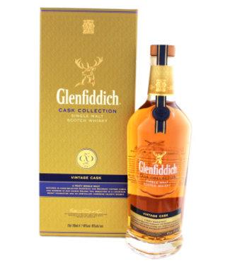 Glenfiddich Glenfiddich Vintage Cask 700ml Gift Box