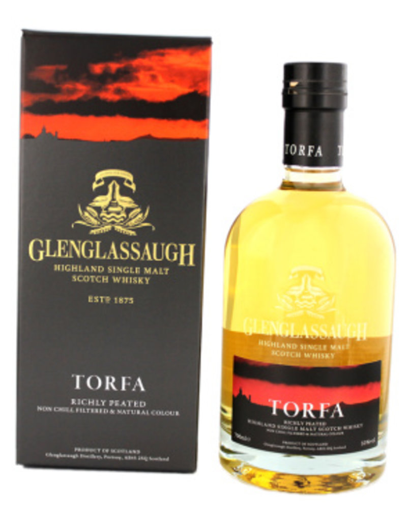 Glenglassaugh Torfa Peated 700ml Gift Box