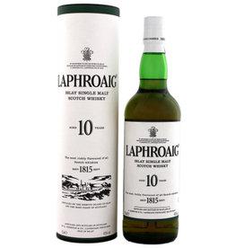 Laphroaig Whisky Laphroaig 10 Years Old
