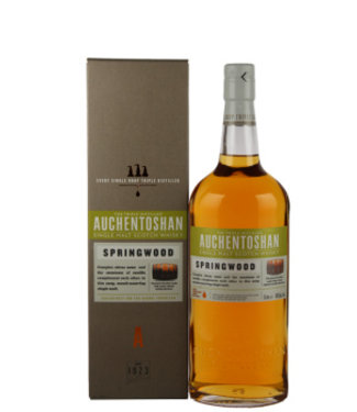 Auchentoshan Springwood 1 Liter Gift box