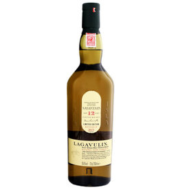 Lagavulin 12 Years Old Cask Strength 2015 700ml Gift Box