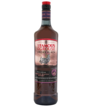 Famous Grouse Famous Grouse Smoky Black 1 Liter