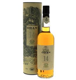 Oban Oban 14YO Malt Whisky 200 ml Gift box