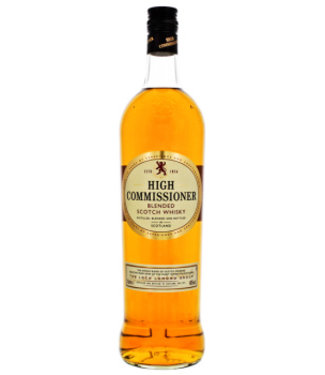 High Commissioner Blended Scotch whisky 1L 40%
