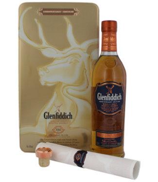 Glenfiddich Glenfiddich 125th Anniversary Edition Malt Whisky 700ml Gift box