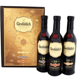 Glenfiddich Glenfiddich 19 Years Old Triplepack 3x200ml
