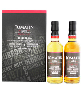Tomatin Tomatin Contrast Pack 2x0,35L