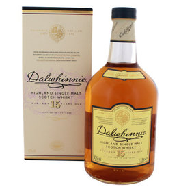 Dalwhinnie Dalwhinnie 15 Years Old 1 Liter Gift box