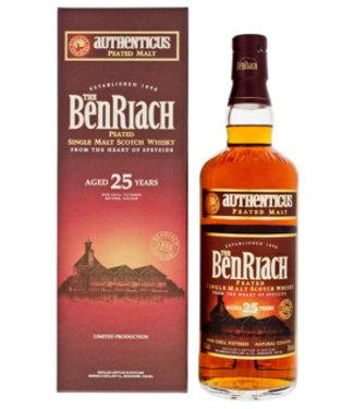 BenRiach BenRiach 25YO Authenticus whisky 0,7L 46%