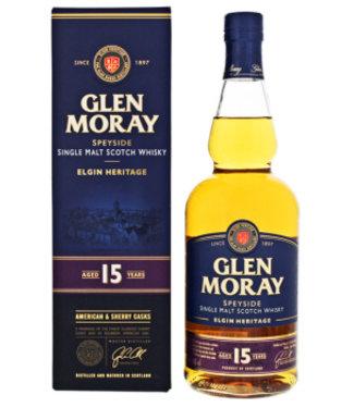 Glen Moray Glen Moray 15YO Elgin Heritage whisky 0,7L 40%
