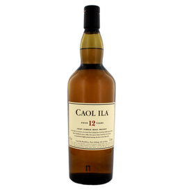 Caol Ila Caol Ila 12 Years Old 1 Liter Gift box