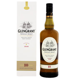 Glen Grant 10YO Malt Whisky 0,75L -US-/-GB-