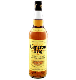 Cameron Brig Single Grain Scotch Whisky 0,7L