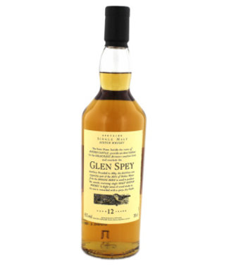 Glen Spey Glen Spey 12 years old 700 ml