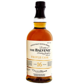 Balvenie 16 Years Old Triple Cask 700ml Gift Box