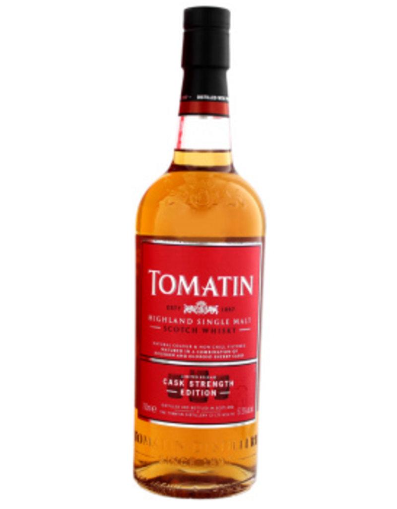 Tomatin Tomatin Cask Strength Edition 700ml Gift Box