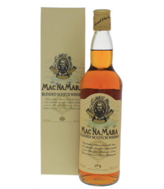 Macnamara Blended Whisky 700ml Gift box
