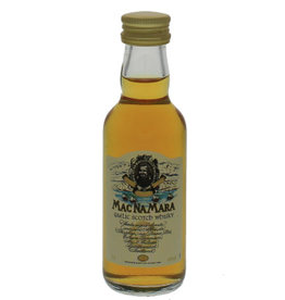 Macnamara Blended Whisky Miniatures 50ML
