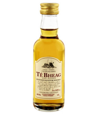 Te Bheag Te Bheag Original Blended Whisky Miniatures 50ML