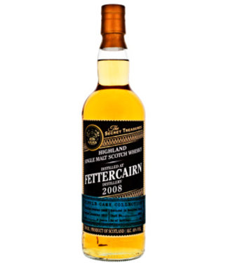 The Secret Treasures The Secret Treasures Fettercairn 9YO 2008 0,7L 46%