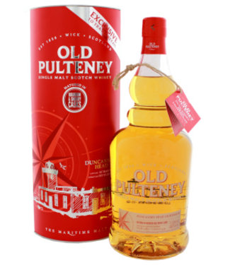 Old Pulteney Old Pulteney Duncansby Head Bourbon & Sherry Casks 1 Liter Gift box