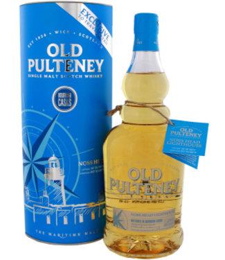 Old Pulteney Old Pulteney Noss Head Bourbon Casks 1 Liter Gift box