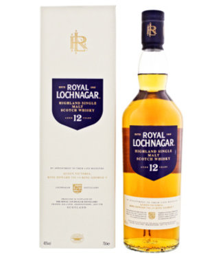 Royal Lochnagar Royal Lochnagar 12YO single malt whisky 0,7L 40%