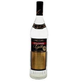 Stolichnaya Gold Vodka 1L 40%
