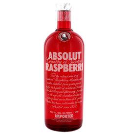 Absolut Absolut Vodka Raspberri 1,0L