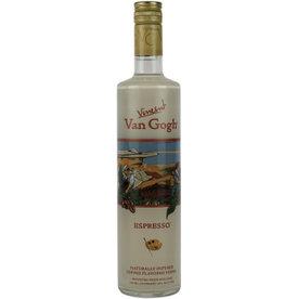 Vincent Van Gogh Vodka Van Gogh Vodka Espresso 0,75L - Nederland