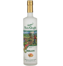 Vincent Van Gogh Vodka Van Gogh Vodka Melon 0,75L - Nederland