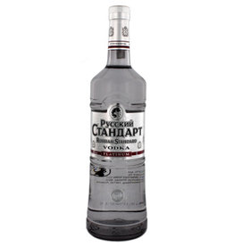 Russian Standard Vodka Russian Standard Platinum