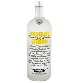 Absolut Absolut Vodka Citron 1000ml