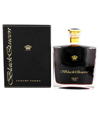 Black Queen Flavoured Vodka 700ml Gift box
