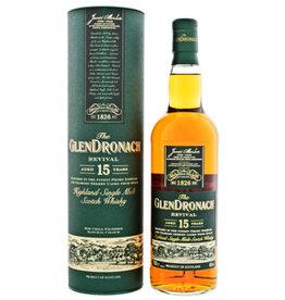 Glendronach 15YO Revival Scotch Whisky 0,7L 46%