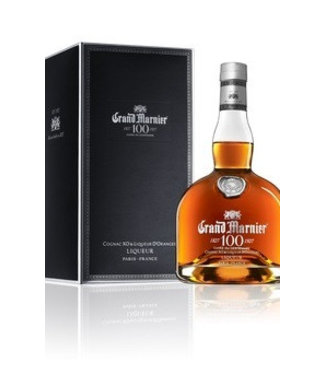 Grand Marnier Grand Marnier Cuvee Du 100-Re + Gb