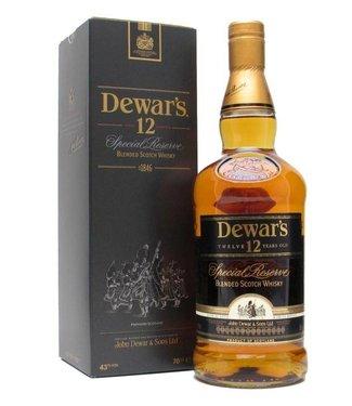 Dewars Dewar's 12 Years The Ancestor Gift Box