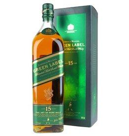 Johnnie Walker Johnnie Walker Green Label 15 Years Gift Box