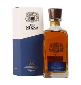 Nikka Nikka 12 Years Gift Box