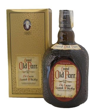 Old Parr Grand Old Parr 12 Years Gift Box