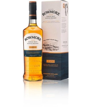 Bowmore Bowmore Legend Gift Box