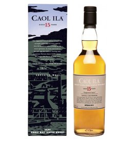 Caol Ila Caol Ila 15 Years Unpeated Gift Box