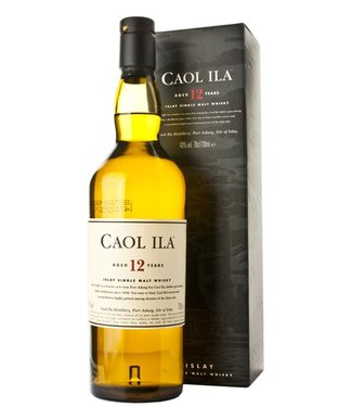 Caol Ila Caol Ila 12 Years Hidden Malt Gift Box