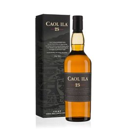Caol Ila Caol Ila 25 Years Gift Box