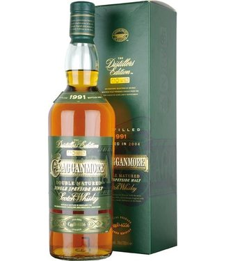 Cragganmore Cragganmore Distillers Ed. Port Wine CaskGift Box