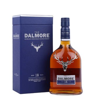 Dalmore Dalmore 18 Years Gift Box